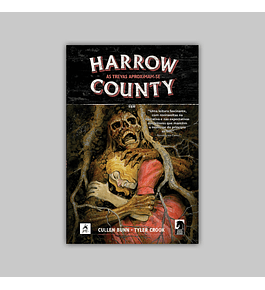 Harrow County Vol. 07: As Trevas Aproximam-se HC 2020