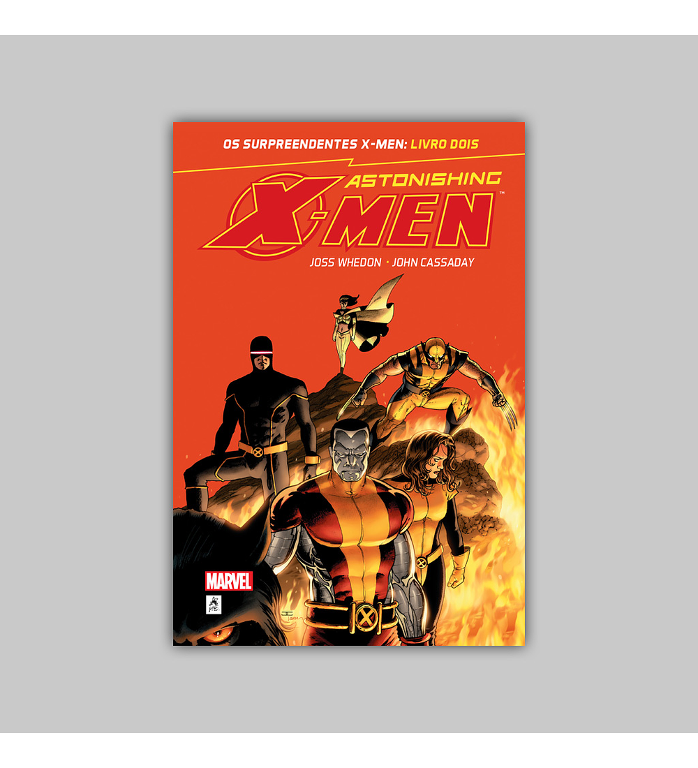 Astonishing X-Men: Os Surpreendentes X-Men Vol. 02 HC 2019