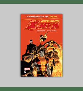 Astonishing X-Men: Os Surpreendentes X-Men Vol. 02 HC 2019