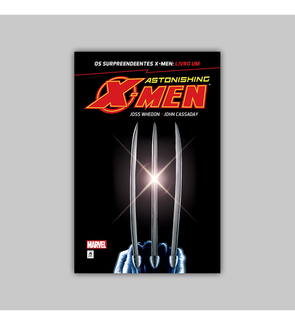 Astonishing X-Men: Os Surpreendentes X-Men Vol. 01 HC 2018