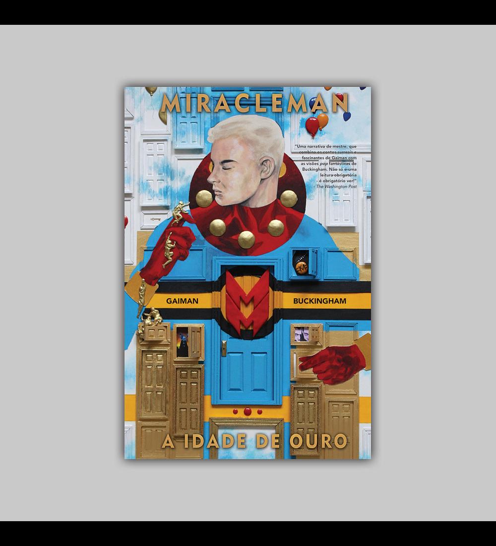 Miracleman: A Idade de Ouro HC 2017