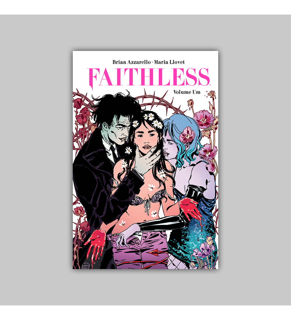 Faithless Vol. 01 HC 2020