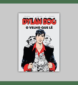 Dylan Dog: O Velho que Lê HC 2019