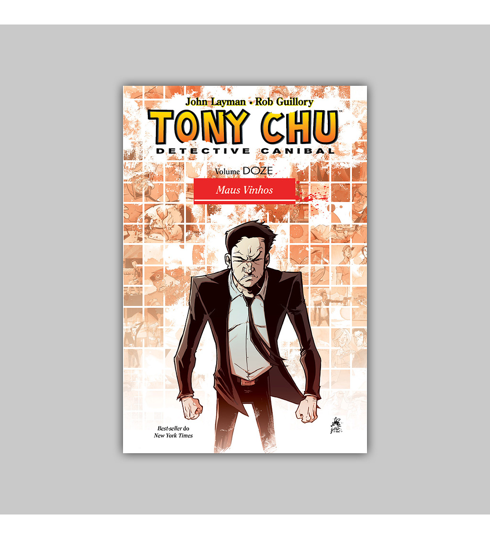 Tony Chu Vol. 12: Maus Vizinhos HC 2019