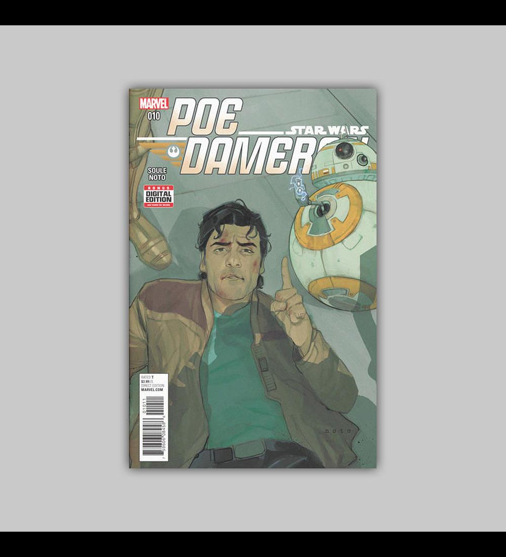 Star Wars: Poe Dameron 10 2017