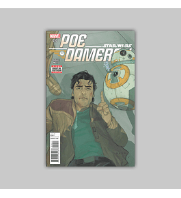 Star Wars: Poe Dameron 10 2017