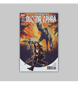 Star Wars: Doctor Aphra 4 2017