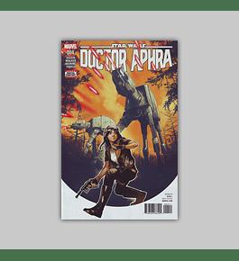 Star Wars: Doctor Aphra 4 2017
