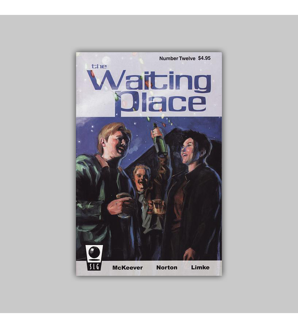 Waiting Place Vol. 2 12 2002