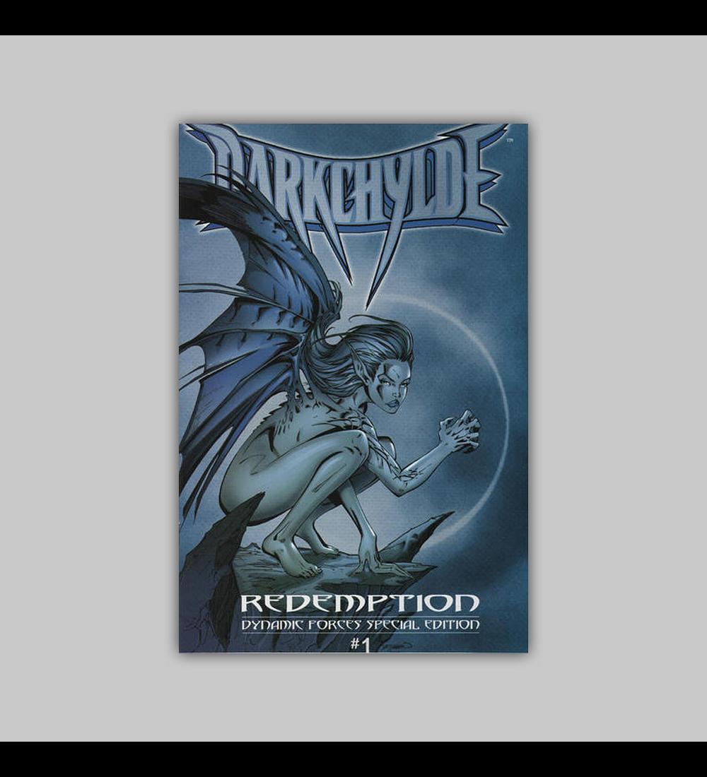 Darkchylde Redemption 1 Gold foil 2001