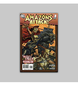 Amazons Attack (complete limited series) 2007