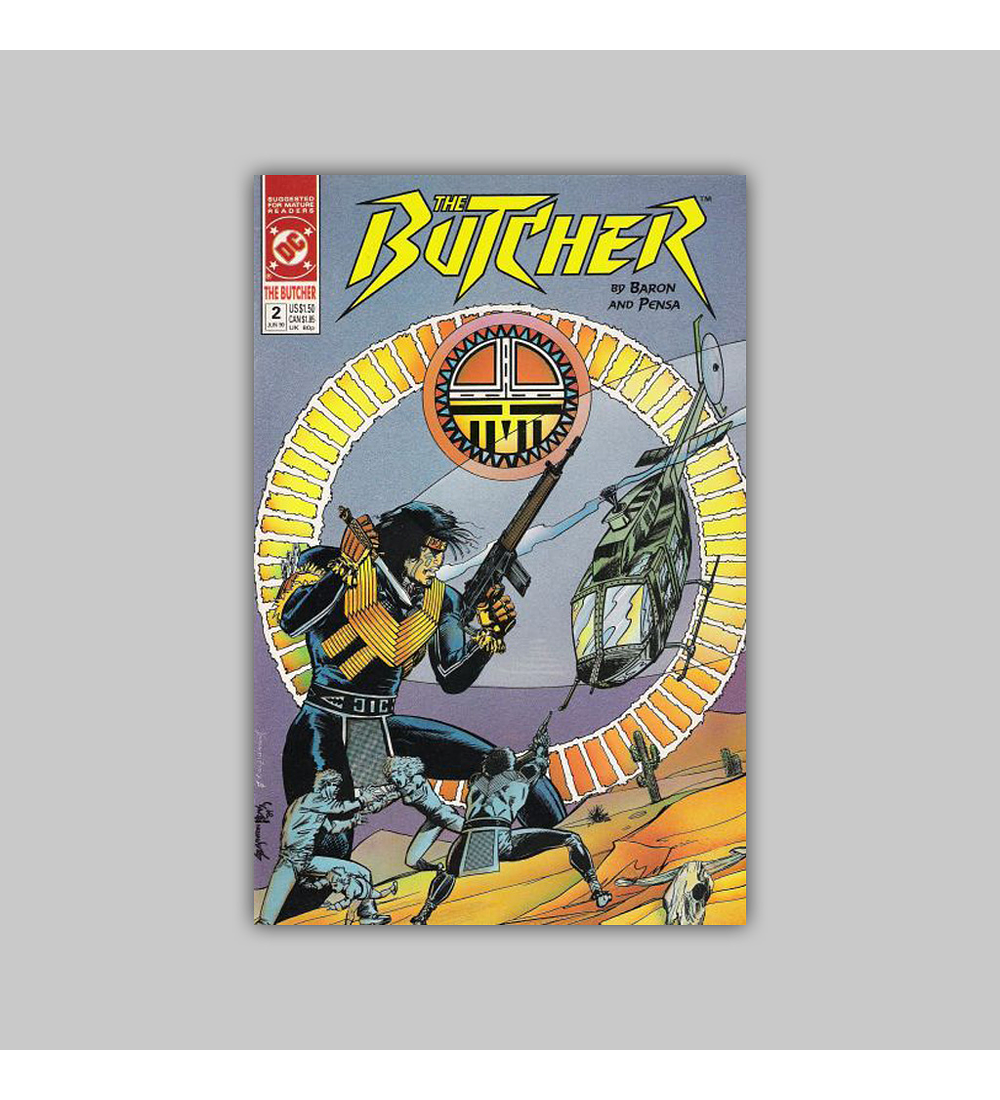 Butcher (complete limited series) 1990