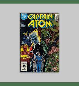 Captain Atom 9 1987