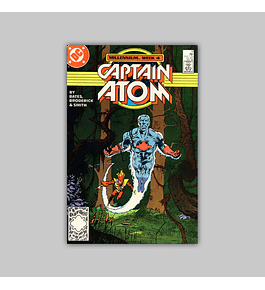 Captain Atom 11 VF/NM (9.0) 1988