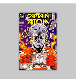 Captain Atom 18 VF/NM (9.0) 1988