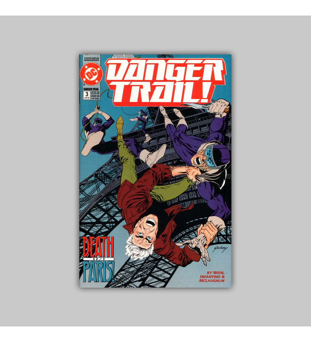Danger Trail (complete limited series) 1993