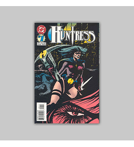 Huntress (complete limited series) 1994