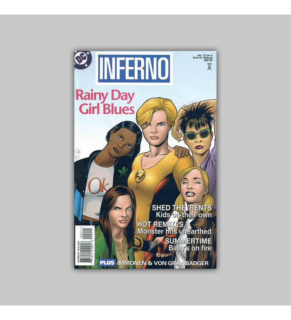 Inferno (complete limited series) 1997