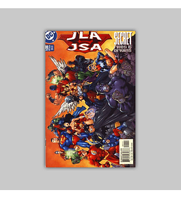 JLA/JSA: Secret Files 1 2003