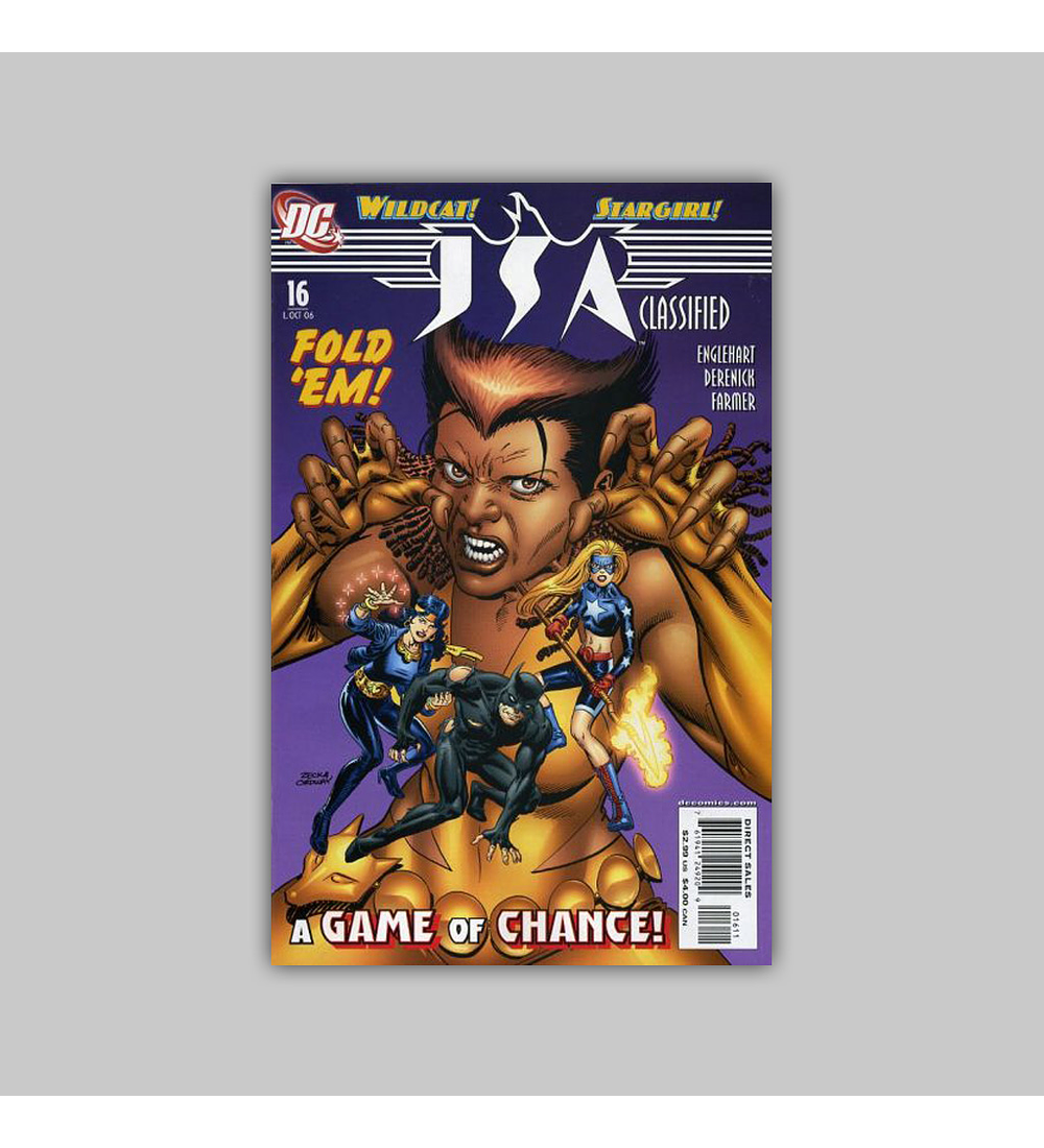 JSA: Classified 16 2006