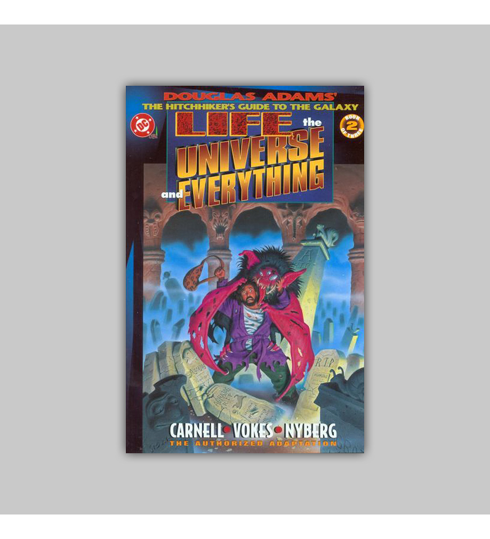 Life, the Universe, and Everything (complete limited series) 1996