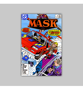 Mask (complete limited series) 1987