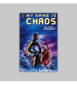 My Name is Chaos (complete limited series) 1992