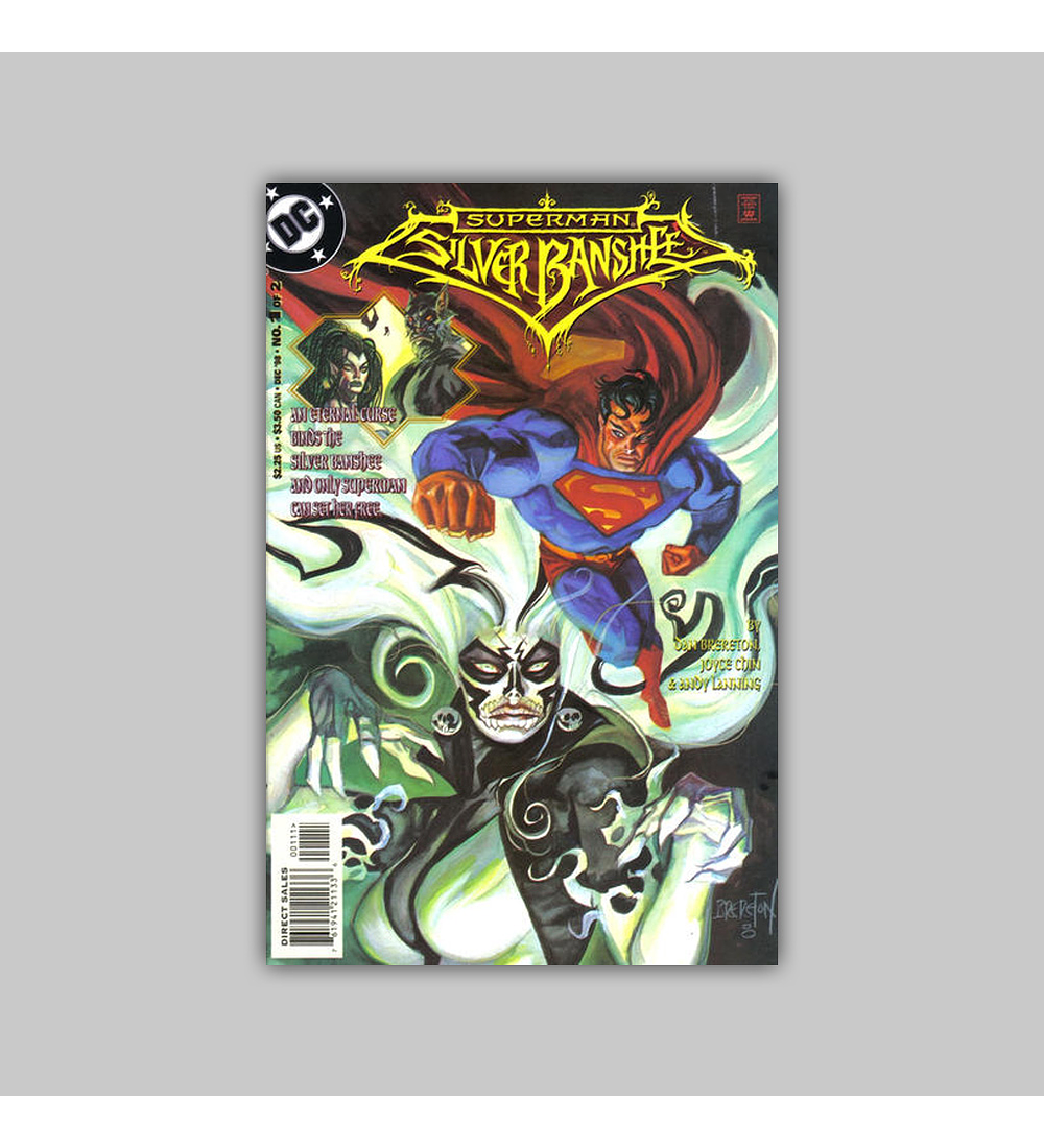 Superman: Silver Banshee 1 1998