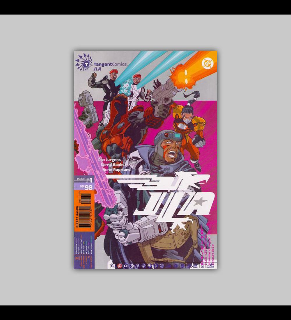 Tangent Comics (complete) 1997