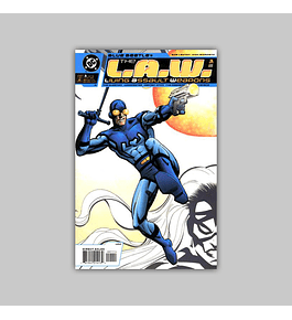 The L.A.W. (Living Assault Weapons) (complete limited series) 1999