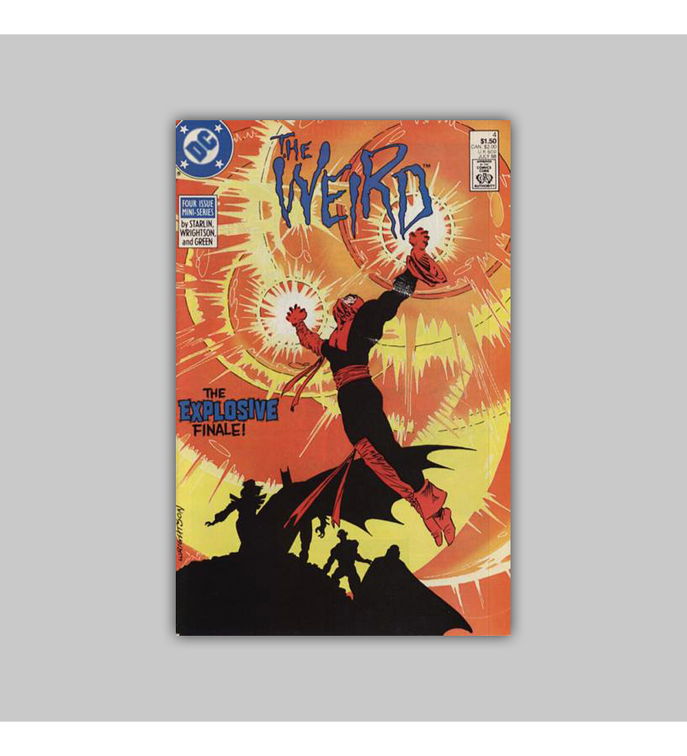 The Weird (complete limited series) 1988