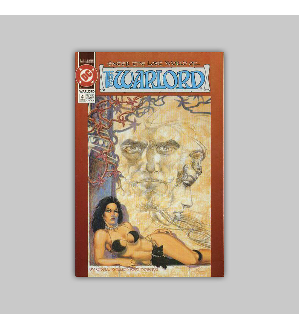 Warlord (complete limited series) 1992