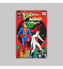 Superman/Madman Hullabaloo! (complete limited series) 1997
