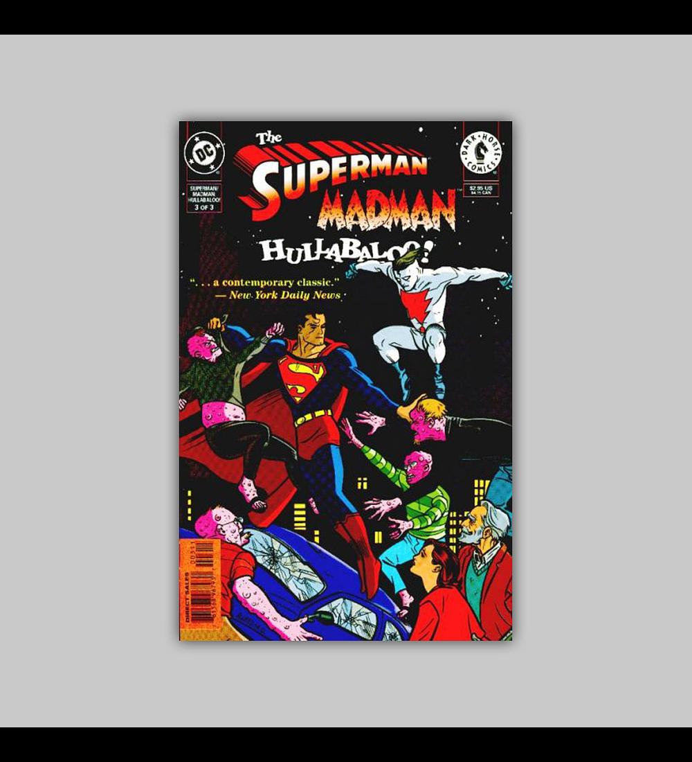 Superman/Madman Hullabaloo! (complete limited series) 1997