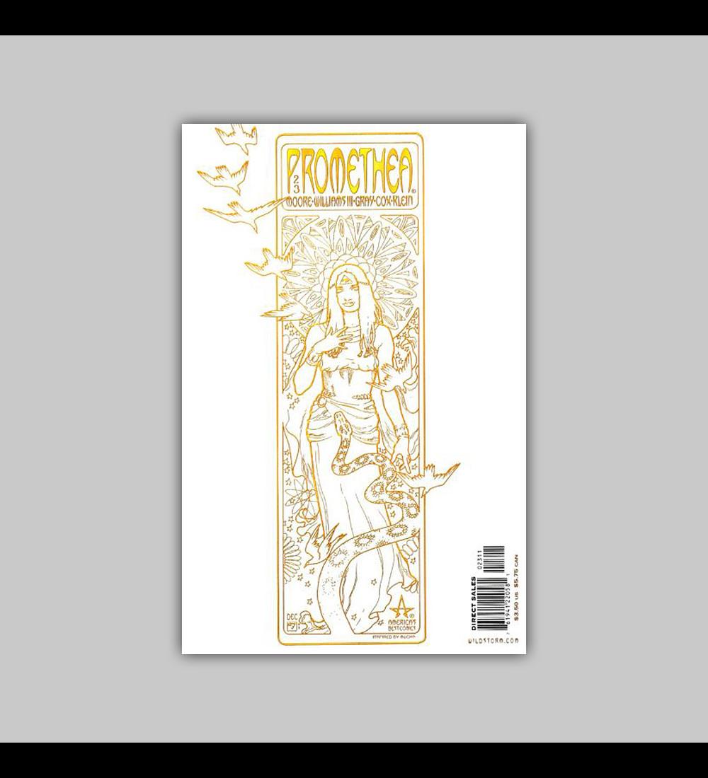 Promethea 23 2002
