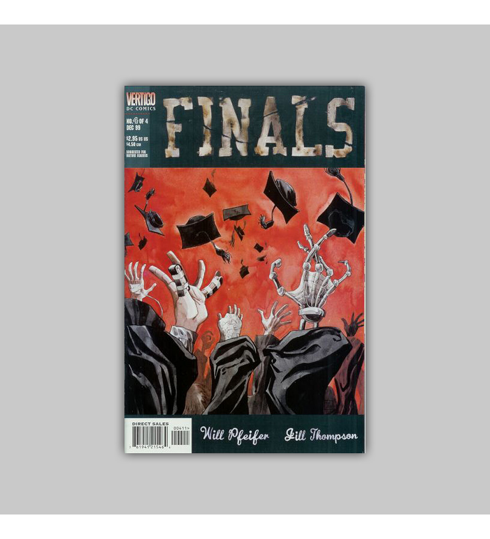 Finals (complete limited series) 1999