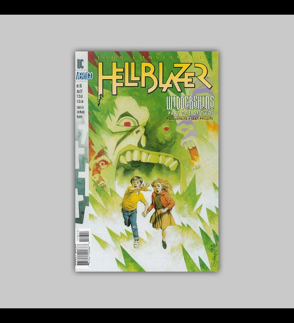 Hellblazer 116 1997