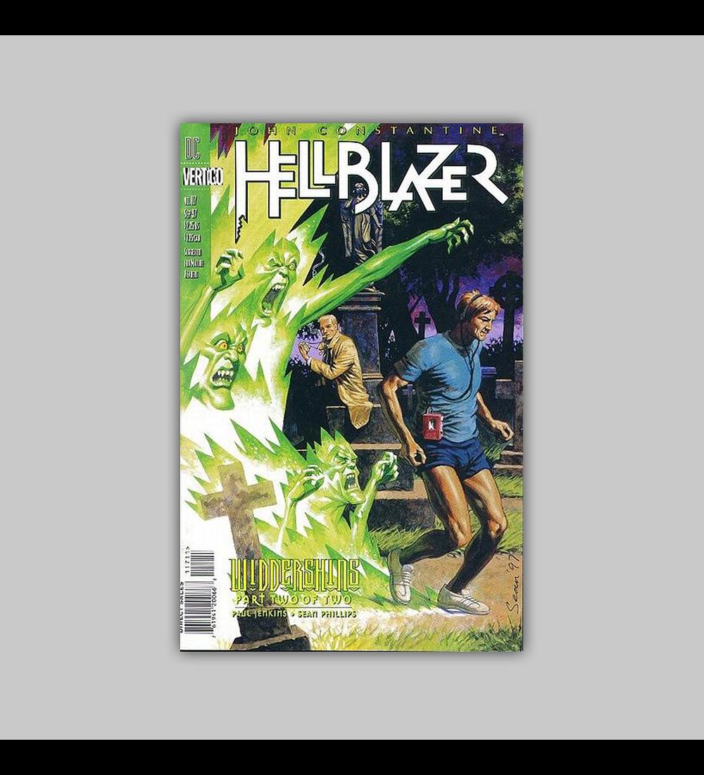 Hellblazer 117 1997
