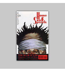 House of Secrets 12 1997