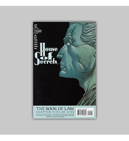 House of Secrets 15 1997