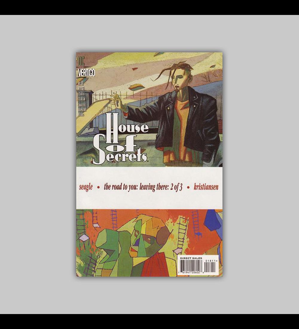 House of Secrets 18 1998