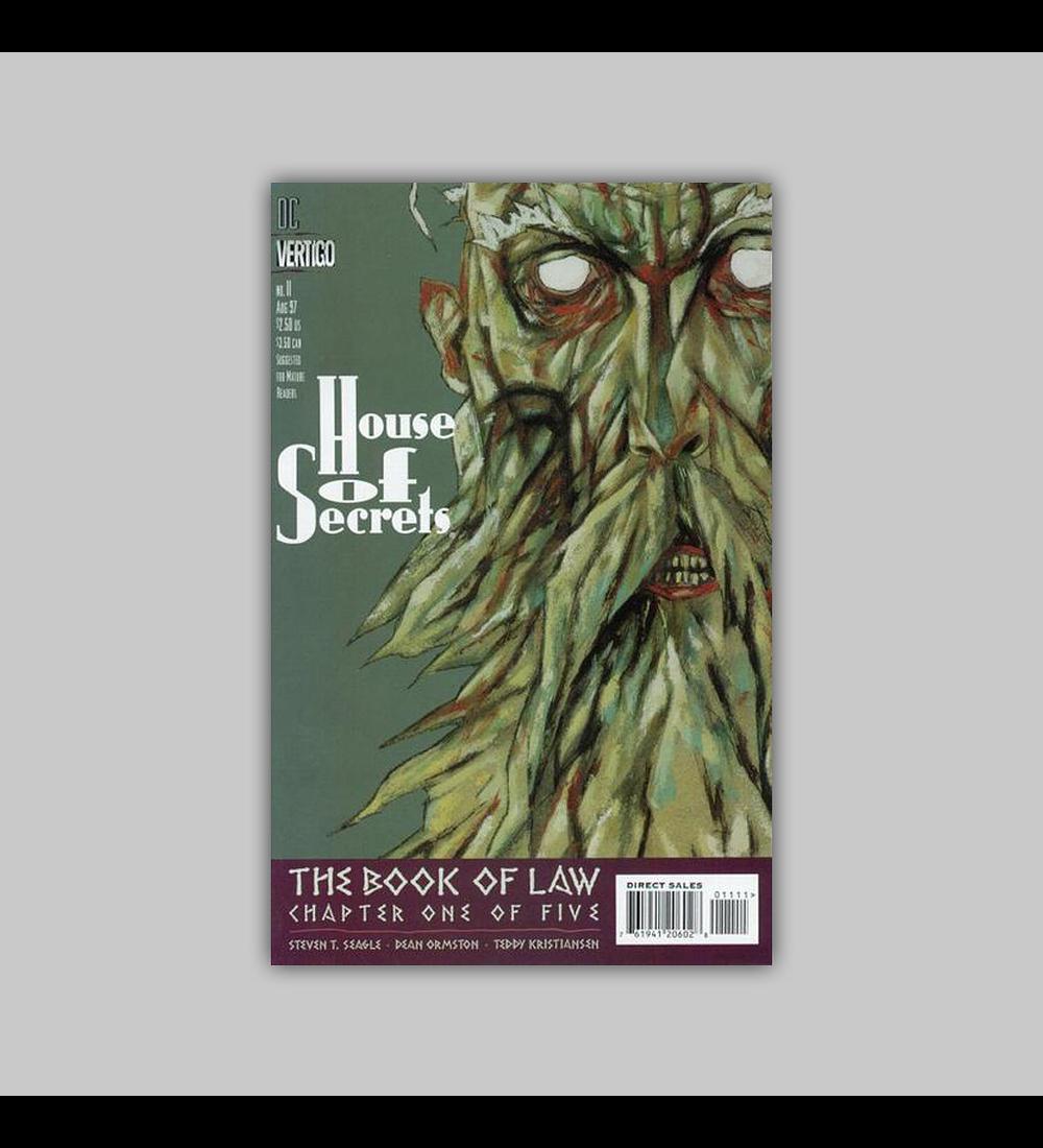 House of Secrets 11 1997