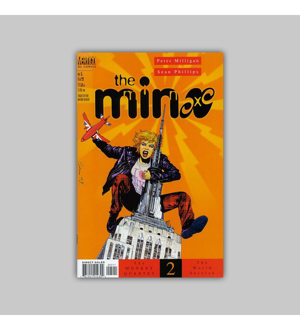 The Minx (complete limited series) 1999