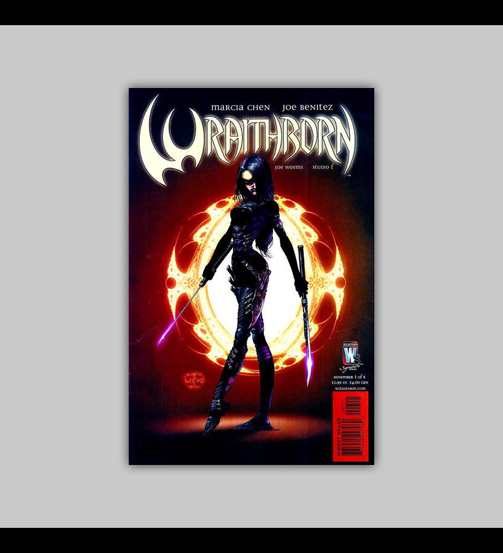 Wraithborn 1 2005