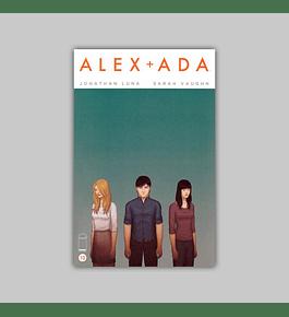Alex + Ada 10 2014