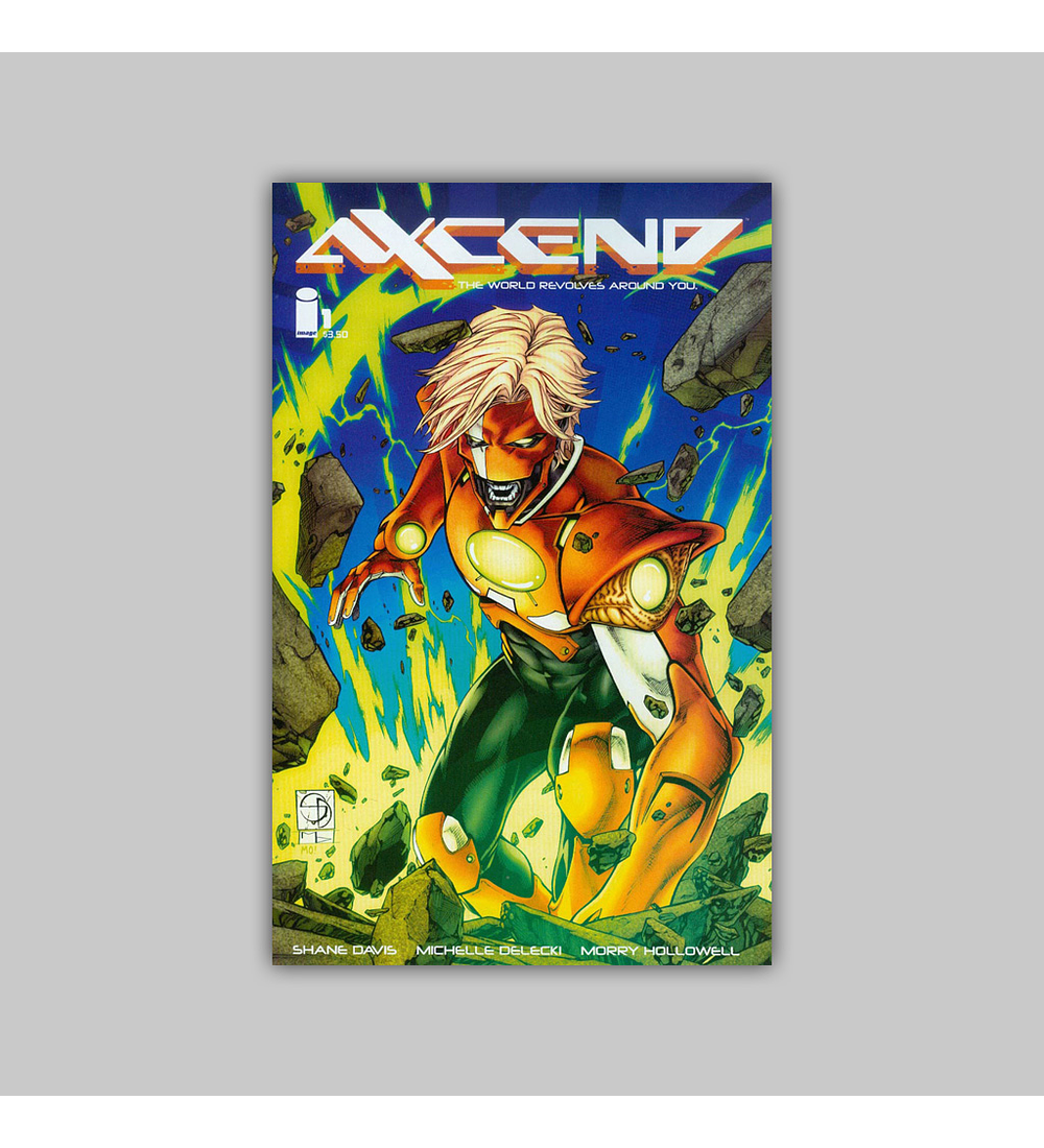 Axcend 1 2015