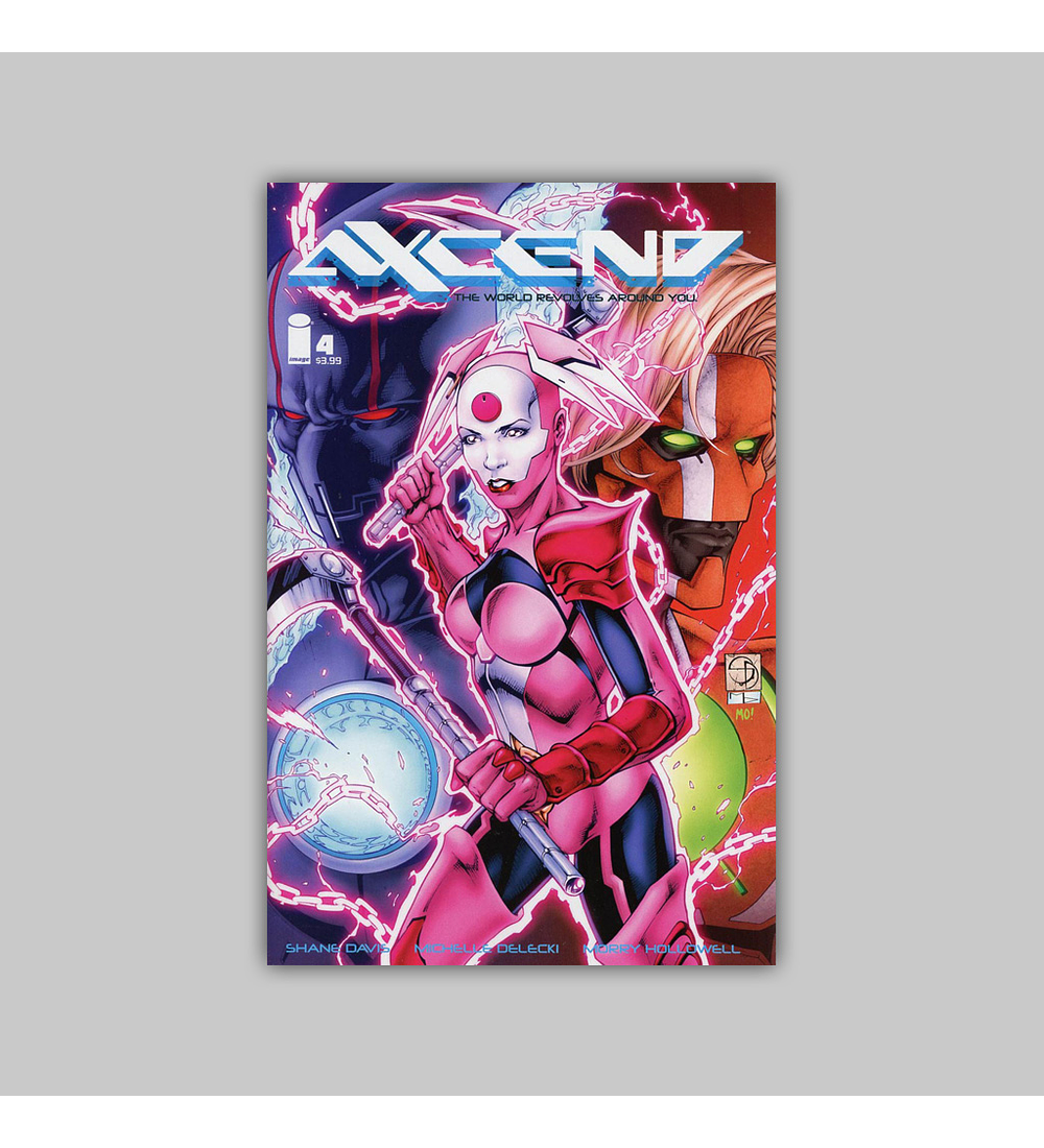 Axcend 4 2016