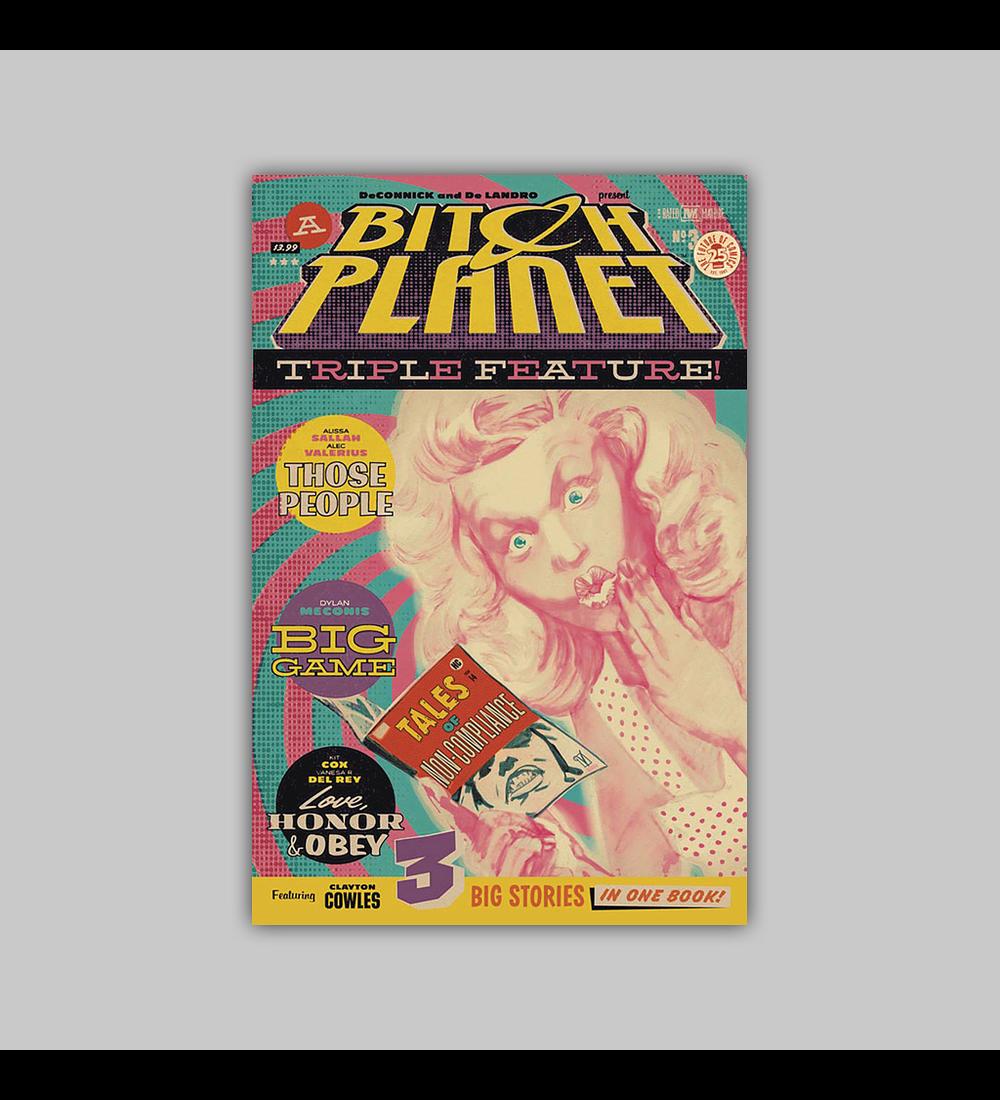 Bitch Planet: Triple Feature 3 2017