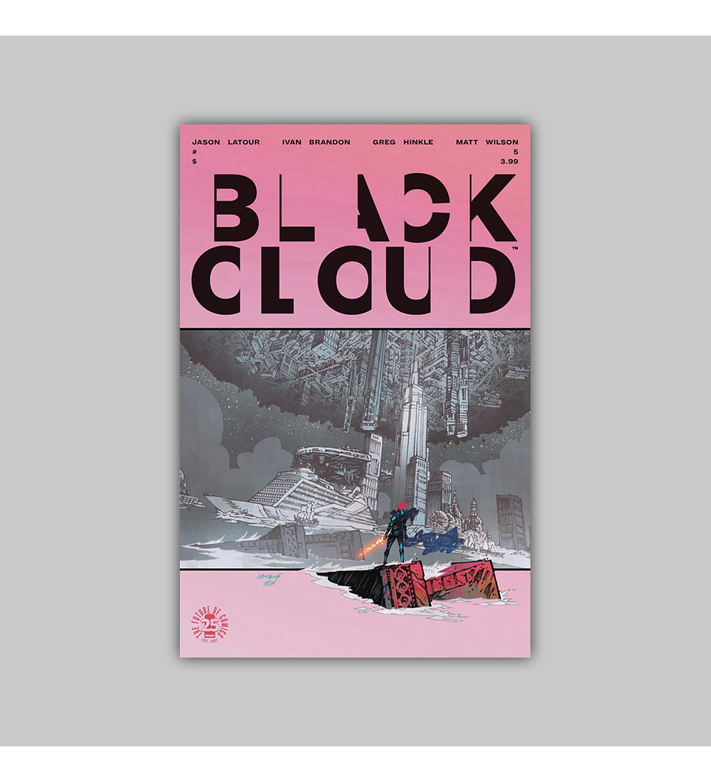 Black Cloud 5 2017
