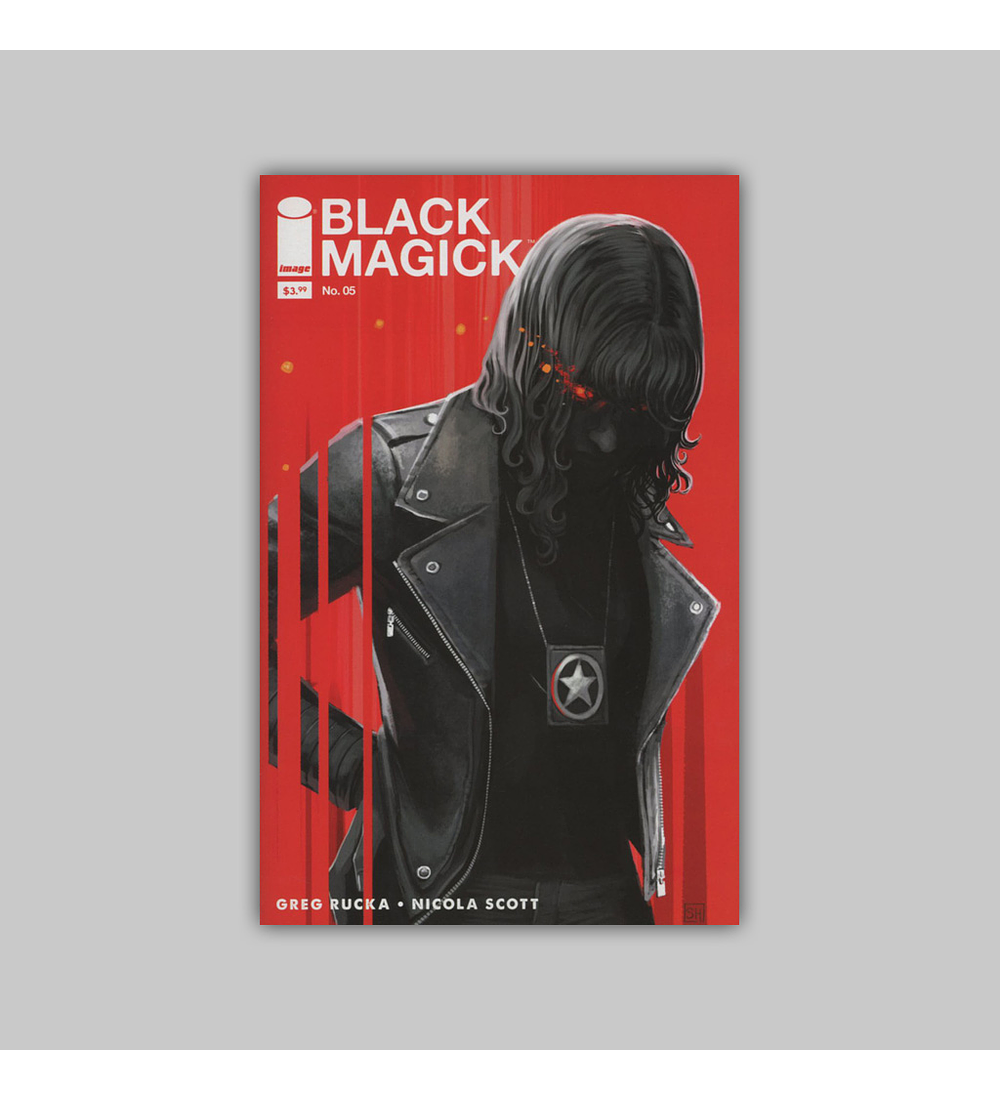 Black Magick 5 B 2016
